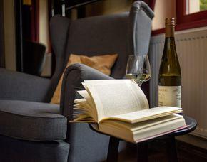 Weinreise - 2 ÜN Waldschlösschen Wangen - 3-Gänge-Menü, Weinprobe
