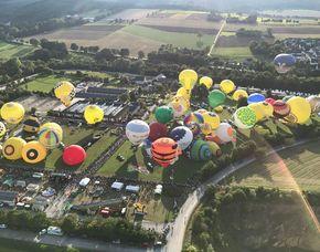 Ballonfahrt Saarlouis