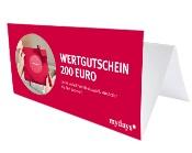 mydays Gutschein 200 €