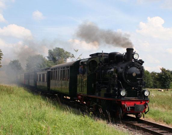 Lokführer Gangelt-Schierwaldenrath alte Dampflok - 3 Tage