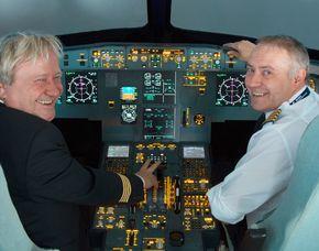 Flugsimulator - Airbus A320 - 60 Minuten Airbus A320 - 90 Minuten