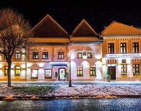 Kurzurlaub inkl. 80 Euro Leistungsgutschein - Boutique Hotel Hviezdoslav - Kežmarok Boutique Hotel Hviezdoslav