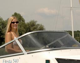 Motorboot fahren Schondorf am Ammersee
