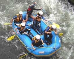 Rafting Wochenende - Eiskanal, inkl. 1 Übernachtung & Frühstück - 1 Tag Eiskanal, inkl. Frühstück