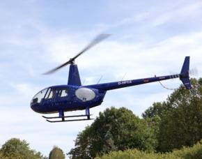 Romantik-Hubschrauber-Rundflug - 20 Min Bamberg 20 Minuten