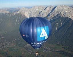 Ballonfahren Innsbruck 60-90 Minuten