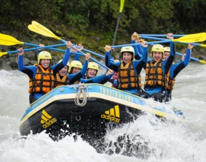 Rafting Haiming