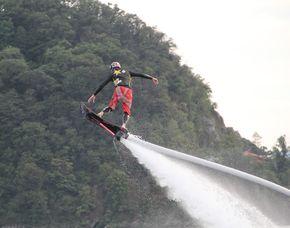 Hoverboard – 25 Minuten Langensee - ca. 25 Minuten
