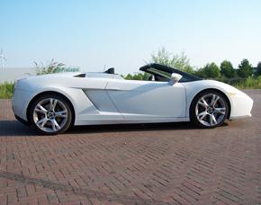 Lamborghini fahren Gelsenkirch...