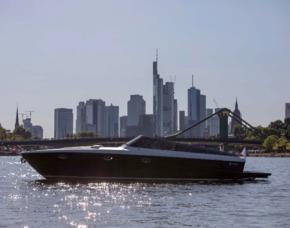 Speedboot fahren Frankfurt am Main