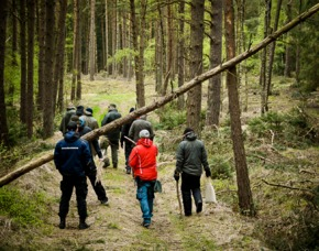 Survival Tag - Hamburg Orientierung, Feuer machen, Selbstverteidigung
