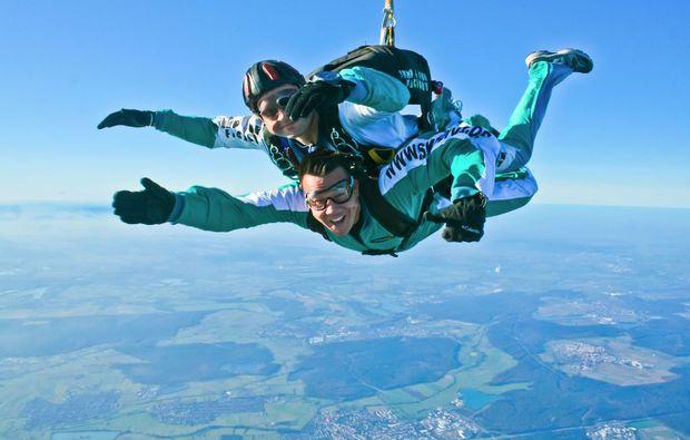 fallschirm-tandemsprung-speyer-freier-fall
