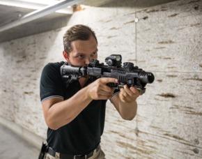 Großkaliber Schießtraining - München Schießtraining mit Pistolen, Revolvern – 60 Minuten