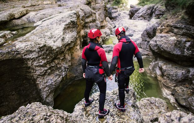 canyoning-tour-schneizlreuth-fun