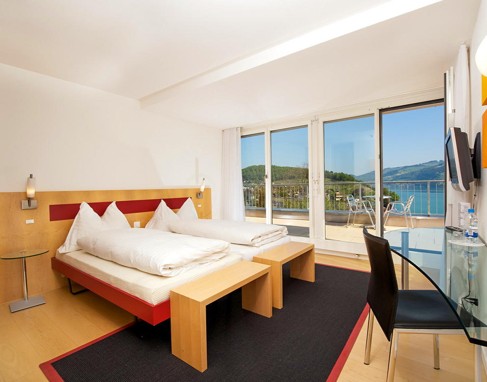 3 Days you and Me - 2 ÜN Hotel Seaside, ABZ Spiez - PanoramaCard Thunersee