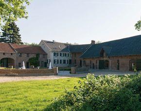 Schlosshotels - 1 ÜN - Bedburg Gut Hohenholz – Suite, 4-Gänge-Menü