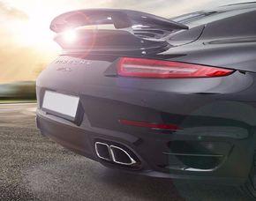 Porsche fahren 90 Min (Mo.-Do.) Porsche 911 Turbo – 120 Minuten