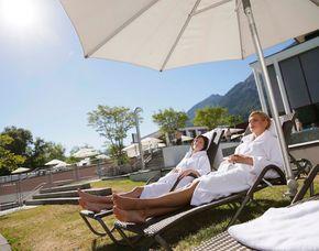 Wellnesstag für Zwei - Bad Reichenhall Tageskarte Rupertus Therme, Partnermassage