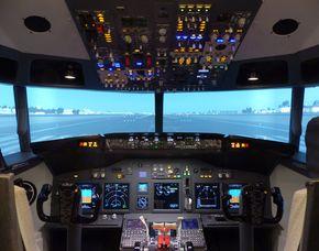 Flugsimulator - B737 - 30 Minuten Boeing 737 - 30 Minuten