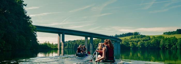 Kanu & Kajak fahren
