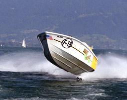 Speedboot fahren - Rhein - ca. 1,5 Stunden Rhein - ca. 1,5 Stunden