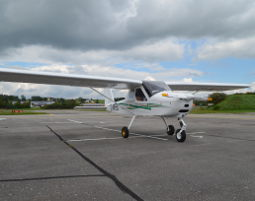 Flugzeug-Rundflug (Chiemsee-Rundflug) Über den Chiemsee - 60 Minuten