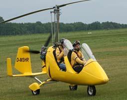 gyrocopter-rundflug