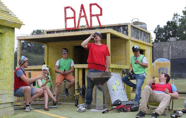paintball-klein-wangersen-bei-hamburg-pause