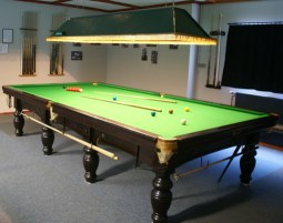 Snooker-Schnupperkurs mit Tom Damm Snooker - 3 Stunden