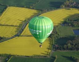 Ballonfahren   Neumünster 60 - 90 Minuten