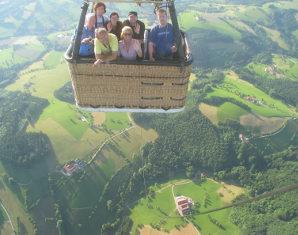 Ballonfahren Neustadt an der Aisch 60 - 90 Minuten
