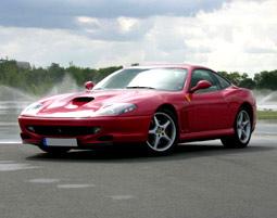 Ferrari selber fahren - Ferrari 550 Maranello - 60 Min. - Göttingen Ferrari 550 Maranello - Ca. 60 Minuten