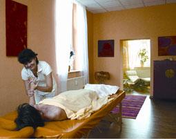 Schwangerschaftsmassage Chemni...
