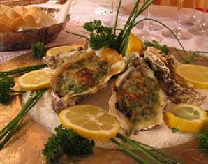 Erotische Küche Mehr-Gänge-Menü, inkl. Getränke