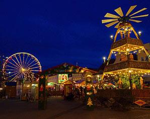 Bild Weihnachtsmarkt Kurztrips - Zauber der Adventszeit!