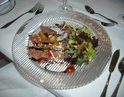 Hessische Küche - Großalmerode Hessische Küche - 4-Gänge-Menü
