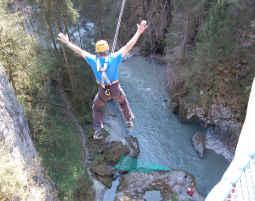 Klettersteig Mayrhofen Huterlaner und Zimmereben Klettersteig - 2 Stunden