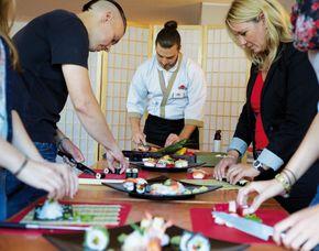 Sushi-Kochkurs Berlin