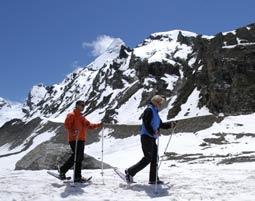 Schneeschuhwanderung Tages-Tour - 5 Stunden