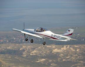 Flugzeug selber fliegen - 45 Minuten 45 minuten