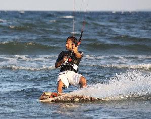 Kitesurf-Schnupperkurs - Minikurs Ostsee - ca. 6 Stunden