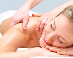 Hawaiianische Massage Himalayasalz-Raum