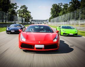CH_Ferrari selber fahren F488 - 1 Runde - Autodromo Nazionale di Monza - Monza Ferrari F488 – 1 Runde