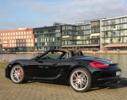 Porsche Boxster Black Edition selber fahren (24 Stunden) + Wochenendzuschlag Porsche Boxster Black Edition - 1 Tag ohne Instruktor