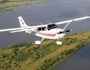 Flugzeug selber fliegen - Ultraleichtflugzeug - 50 Minuten Ultraleichtflugzeug - 50 Minuten
