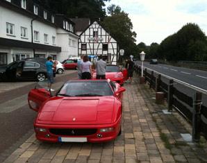 Ferrari selber fahren - Ferrari F 355 Spider - Neu-Isenburg Ferrari F355 Spider - Ca. 60 Minuten