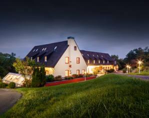 Zauberhafte Unterkünfte für Zwei Landhotel Kauzenburg