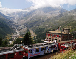 Bahnreisen Bernina Express Bernina Express - Gästekarte, Swiss Coupon Pass