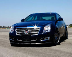 Cadillac CTS Luxury Sport fahren Cadillac CTS Luxury Sport - 2 Stunden