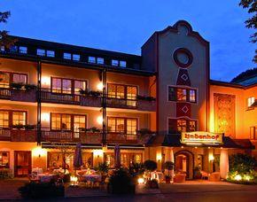 2x2 Übernachtungen - Hotel Lindenhof - Feld am Brennsee Hotel Lindenhof